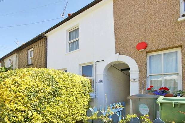 2 Bedrooms Terraced House for sale in Tower Hamlets Road, Walthamstow, London