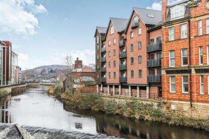 1 Bedroom Flat for sale in City Wharf, 1 Nursery Street, Sheffield, South Yorkshire