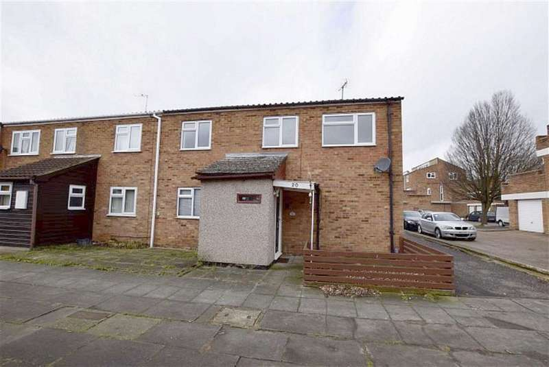 3 Bedrooms Terraced House for sale in Partridge Green, Basildon, Essex
