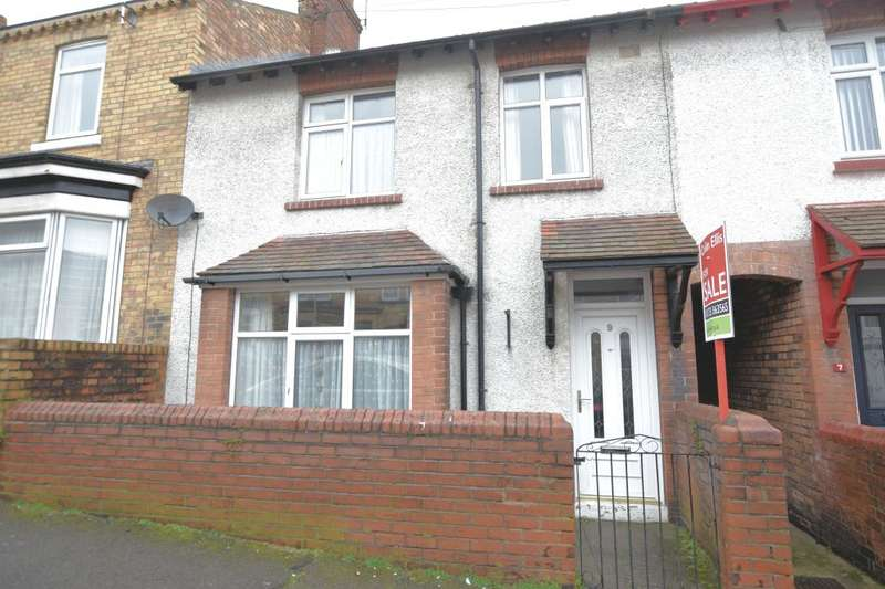 3 Bedrooms Terraced House for sale in Park Street, Falsgrave, Scarborough, North Yorkshire YO12 4AQ