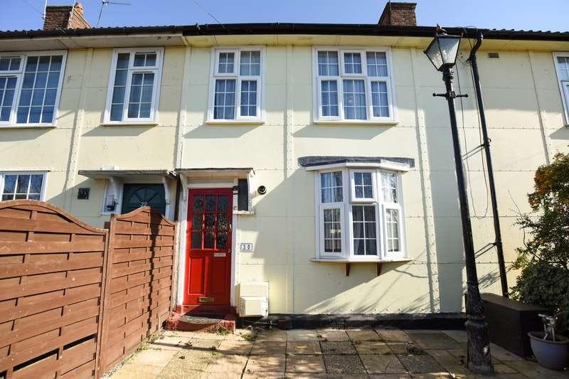4 Bedrooms Terraced House for sale in Littlefield Road, Edgware, London, HA8