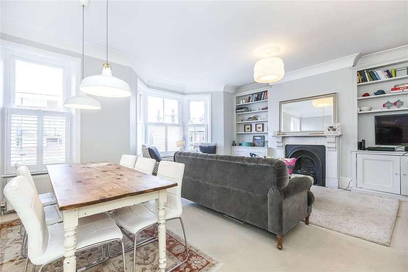 3 Bedrooms Flat for sale in Coleraine Road, London, SE3