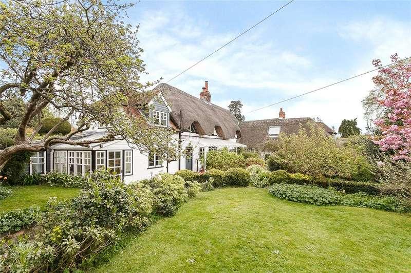 5 Bedrooms Detached House for sale in Brightwalton, Newbury, Berkshire