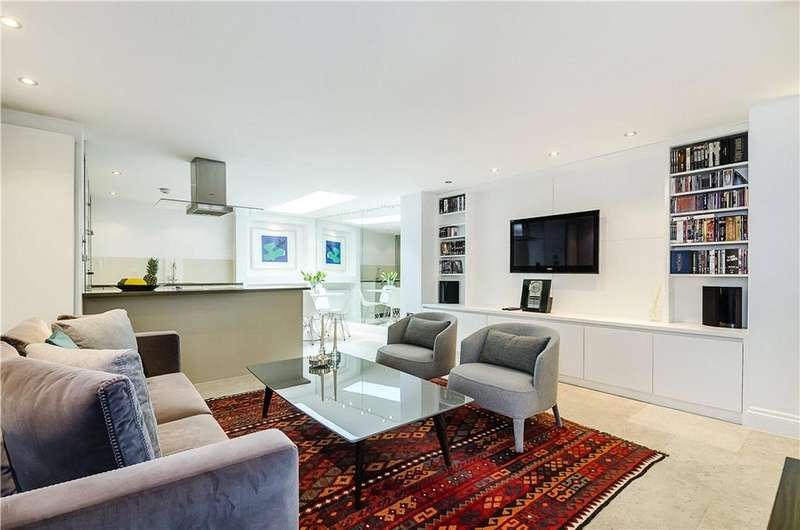 3 Bedrooms Mews House for sale in Kenway Road, Earls Court, London, SW5