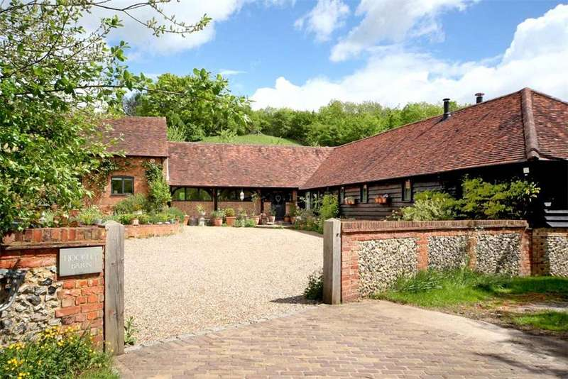 5 Bedrooms Semi Detached House for sale in Horse Hill, Latimer, Bucks, HP5