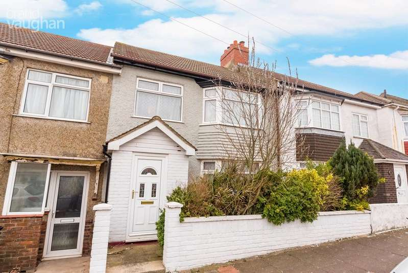 4 Bedrooms Terraced House for rent in Eastbourne Road, Brighton, BN2