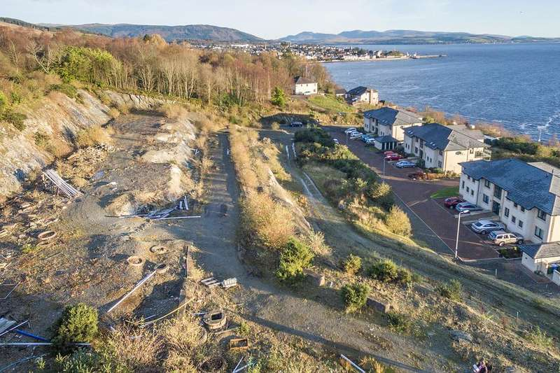 Plot Commercial for sale in Gerhallow Development Site, Dunoon, Argyll and Bute