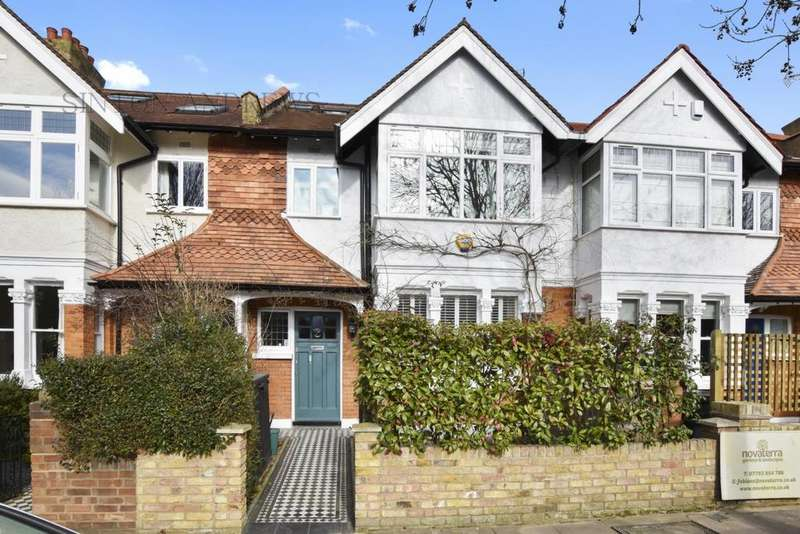 4 Bedrooms House for sale in Meadvale Road, Ealing, W5
