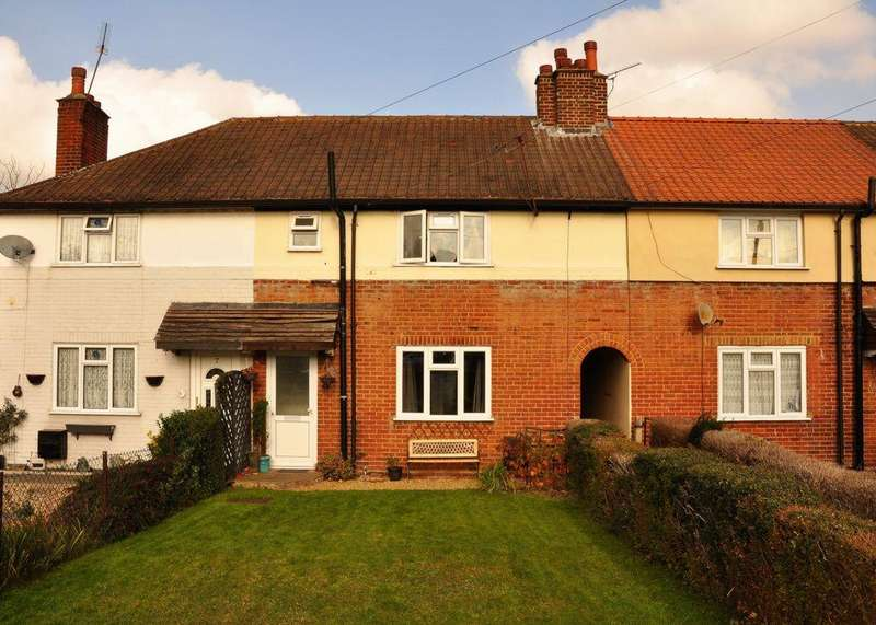 3 Bedrooms Terraced House for sale in Wistlea Crescent, St Albans, AL4