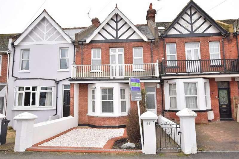 4 Bedrooms Terraced House for sale in Elphinstone Road, Hastings