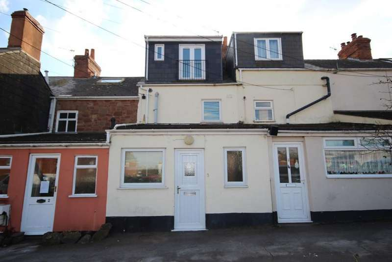3 Bedrooms Terraced House for sale in Causeway Terrace, Watchet TA23
