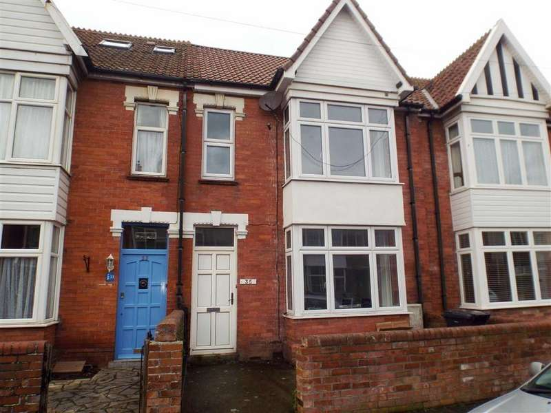 3 Bedrooms Terraced House for sale in Kingsway Road, Burnham-on-Sea