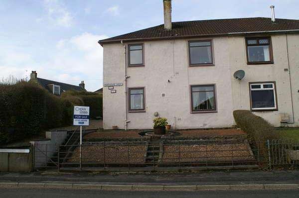 2 Bedrooms Flat for sale in 4 Parkhouse Drive, Kilbirnie, KA25 6AF