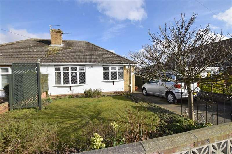 1 Bedroom Semi Detached Bungalow for sale in Weekes Road, Cleethorpes, North East Lincolnshire