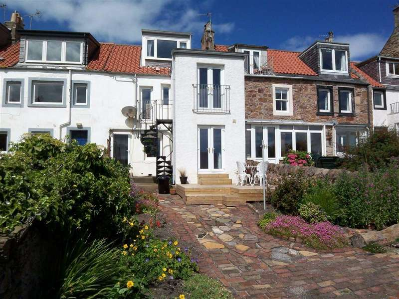 2 Bedrooms Terraced House for sale in George Street, Anstruther