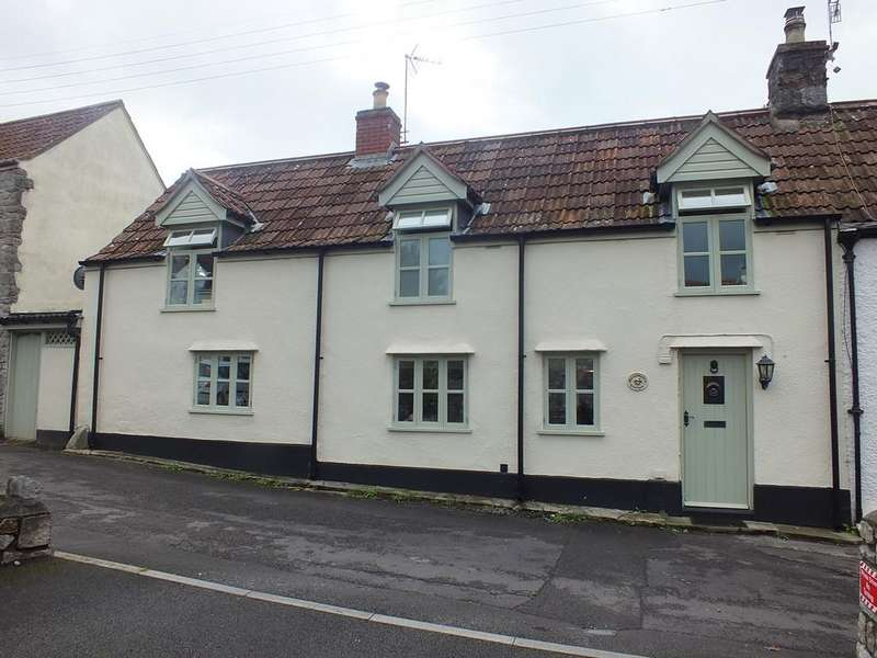 2 Bedrooms Cottage House for sale in Strawberry Cottage, Tuttors Hill, Cheddar