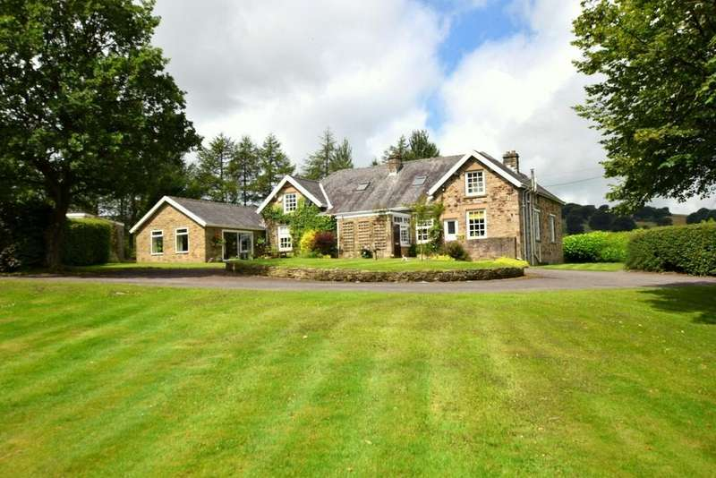 4 Bedrooms Detached House for sale in Whaley Bridge, High Peak