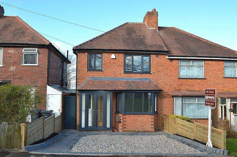 3 Bedrooms Semi Detached House for sale in Monyhull Hall Road, Kings Norton, Birmingham