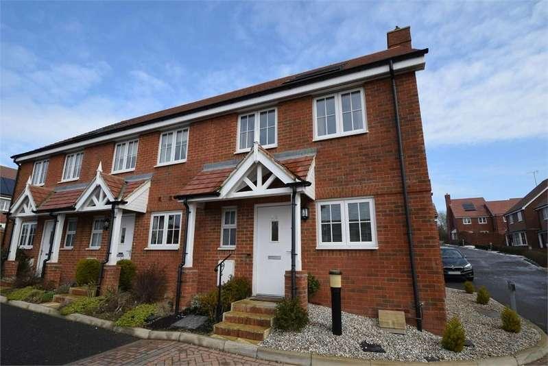 2 Bedrooms End Of Terrace House for sale in Carnforth Crescent, North Langney, East Sussex
