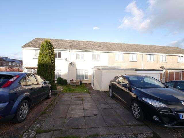 3 Bedrooms Terraced House for sale in Kelway Road, Wellington TA21