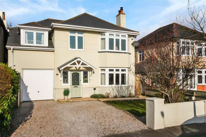 4 Bedrooms Detached House for sale in Brightlands Avenue, Bournemouth, Dorset, BH6