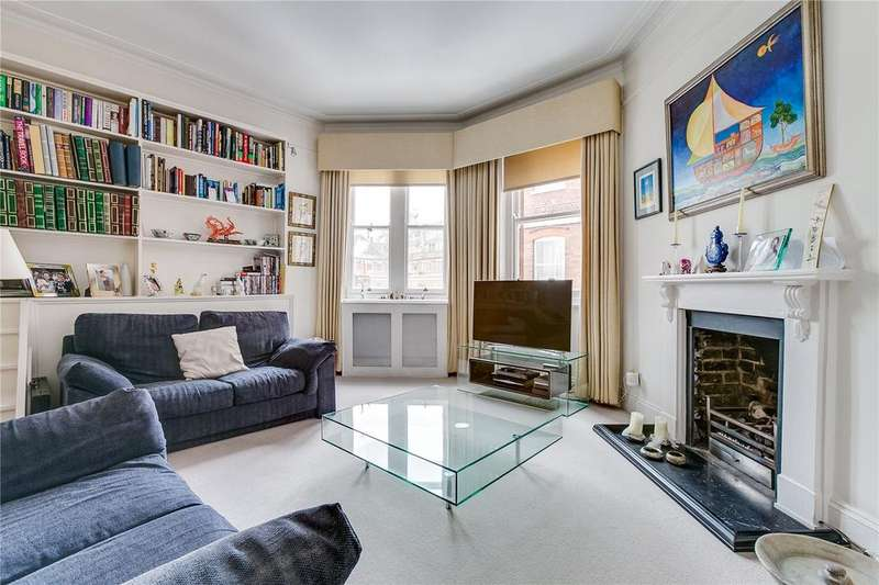 2 Bedrooms Flat for sale in Albert Palace Mansions, Lurline Gardens, London