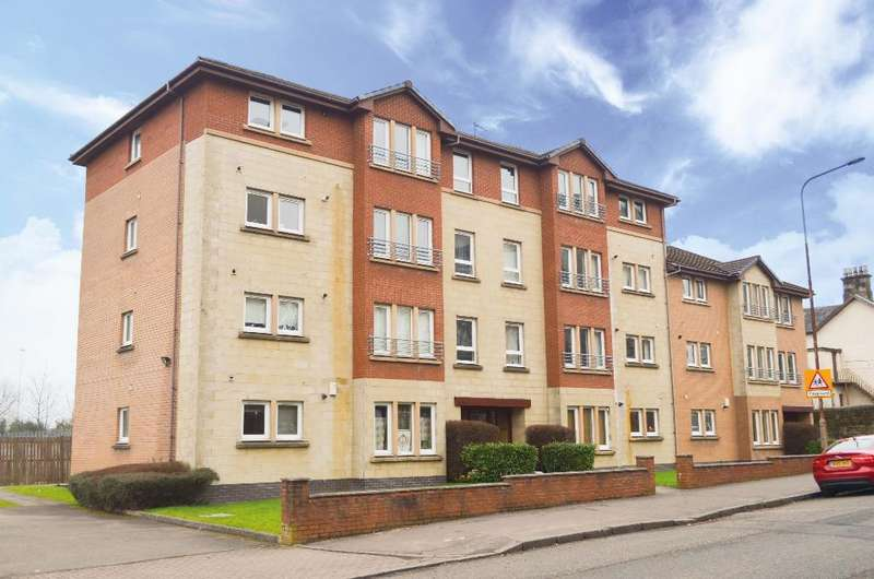 2 Bedrooms Flat for sale in St Andrews Drive, Flat 3/2, Pollokshields, Glasgow, G41 5SG