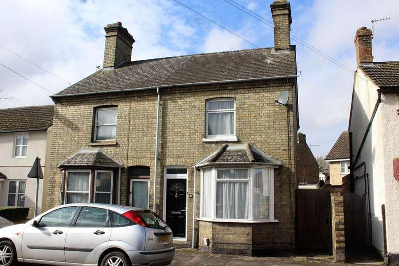 2 Bedrooms Semi Detached House for sale in High Street, Arlesey, SG15