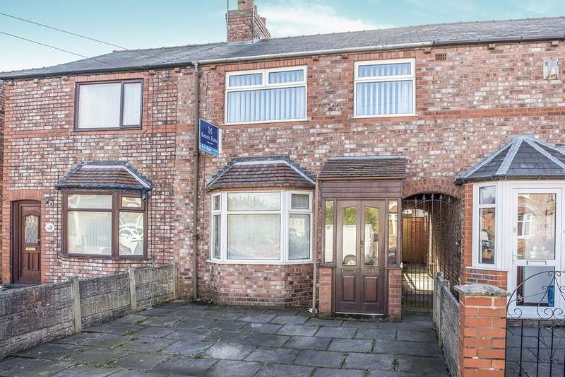 3 Bedrooms Semi Detached House for sale in Mulberry Avenue, St. Helens, WA10