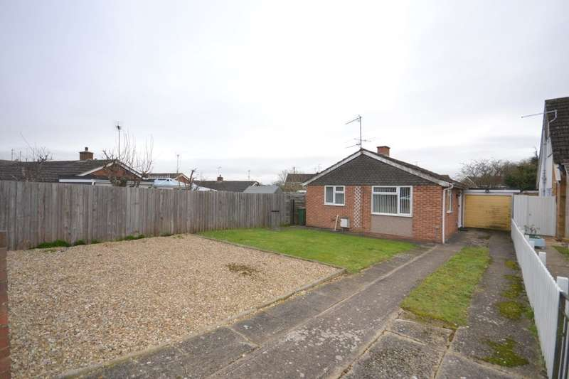 2 Bedrooms Detached Bungalow for sale in Naseby Close, Newport Pagnell, MK16