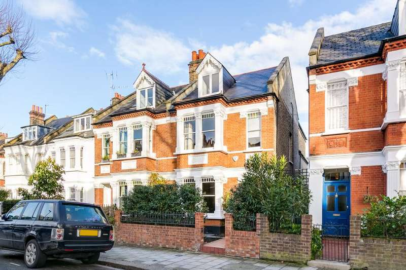5 Bedrooms House for sale in Mayfield Avenue, Chiswick W4