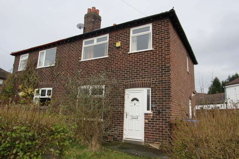 3 Bedrooms Semi Detached House for sale in Whitebank Avenue, Stockport, SK5