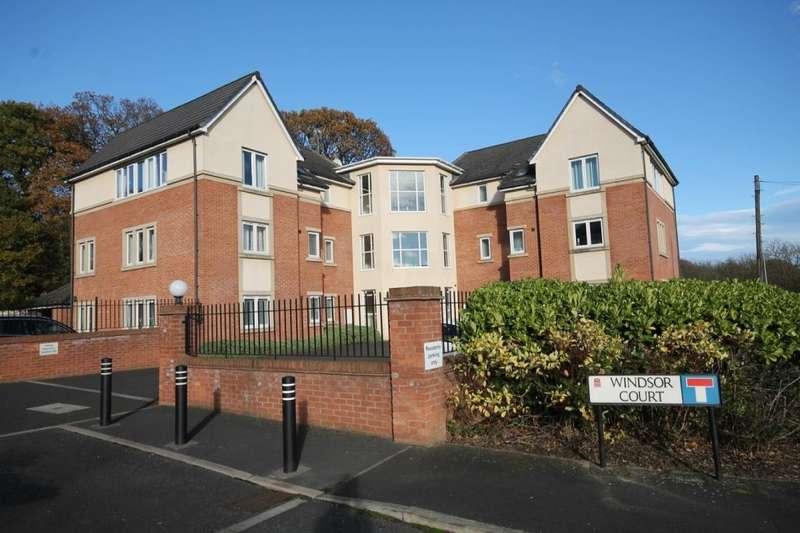 2 Bedrooms Flat for rent in Windsor Court, Rowlands Gill, NE39