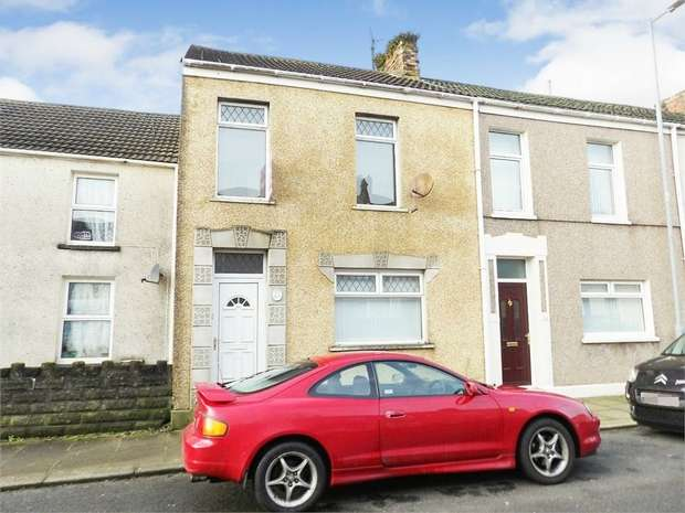 3 Bedrooms Terraced House for sale in Ropewalk Road, Llanelli, Carmarthenshire