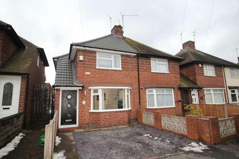 2 Bedrooms Semi Detached House for rent in Stanway Road, West Bromwich, B71