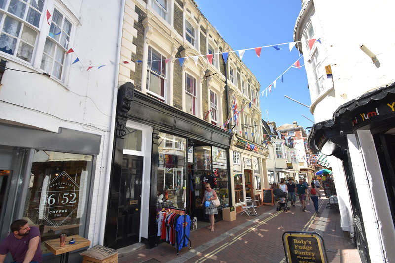 Shop Commercial for rent in 5 St Alban Street, Weymouth, Dorset DT4 8BZ