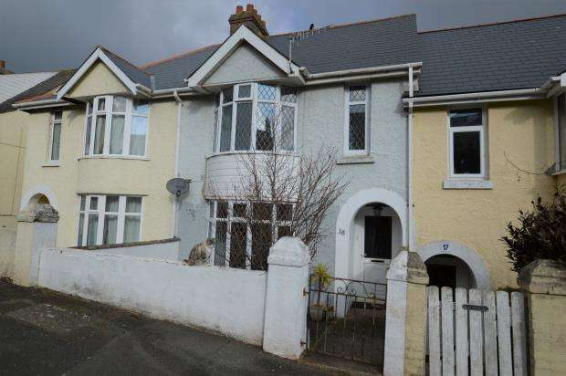 4 Bedrooms Terraced House for sale in Marcombe Road, Chelston, Torquay, Devon