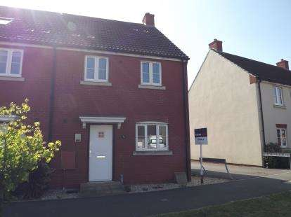 3 Bedrooms Semi Detached House for sale in Bridgwater, Somerset