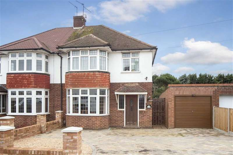 3 Bedrooms Semi Detached House for sale in Swifts Green Road, Luton