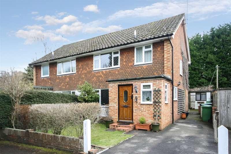 3 Bedrooms Semi Detached House for sale in Horsham Road, Holmwood, Dorking, Surrey, RH5