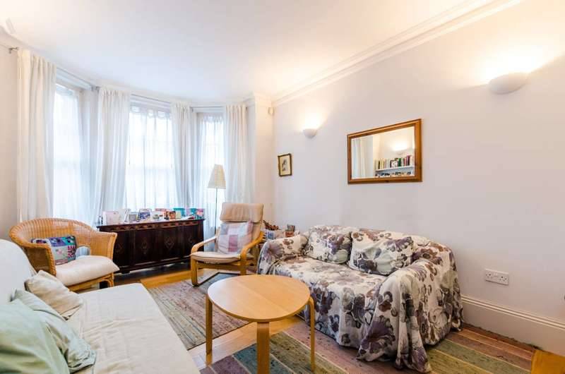 2 Bedrooms Flat for sale in Dover Mansions, Brixton, SW9