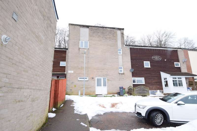3 Bedrooms Terraced House for sale in Oaksford, Coed Eva, Cwmbran, NP44