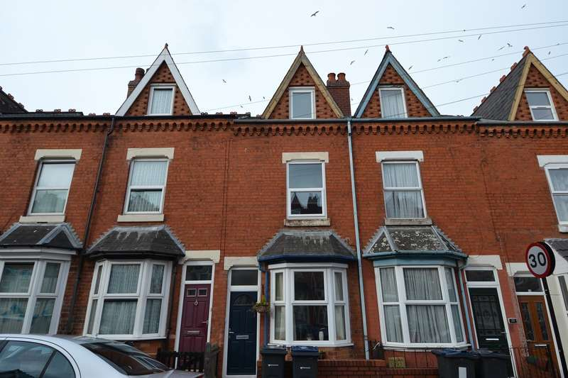 3 Bedrooms Terraced House for sale in Eton Road, Balsall Heath, Birmingham, B12