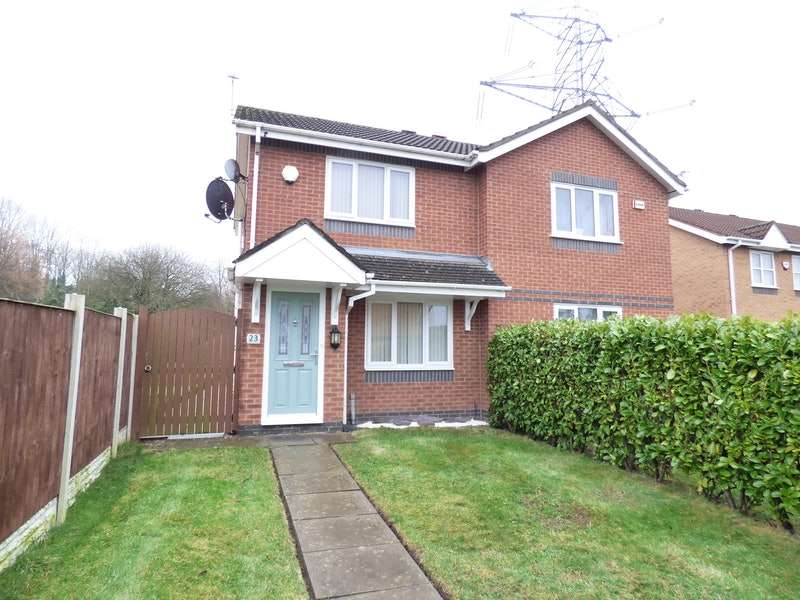2 Bedrooms Semi Detached House for sale in Tetchill Close, Runcorn, Cheshire, WA7