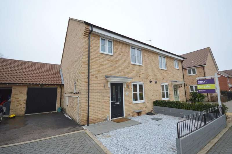3 Bedrooms Semi Detached House for sale in Fowler Road, Colchester