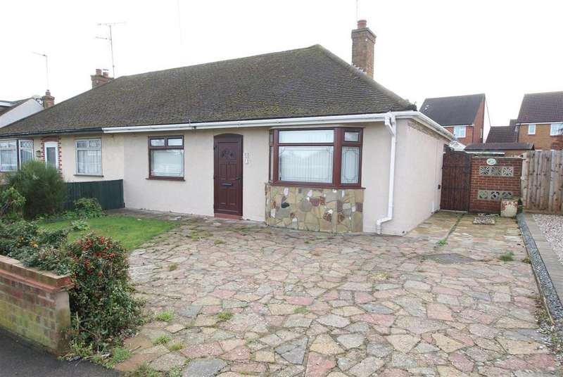 2 Bedrooms Semi Detached Bungalow for sale in Purleigh Road, Rayleigh
