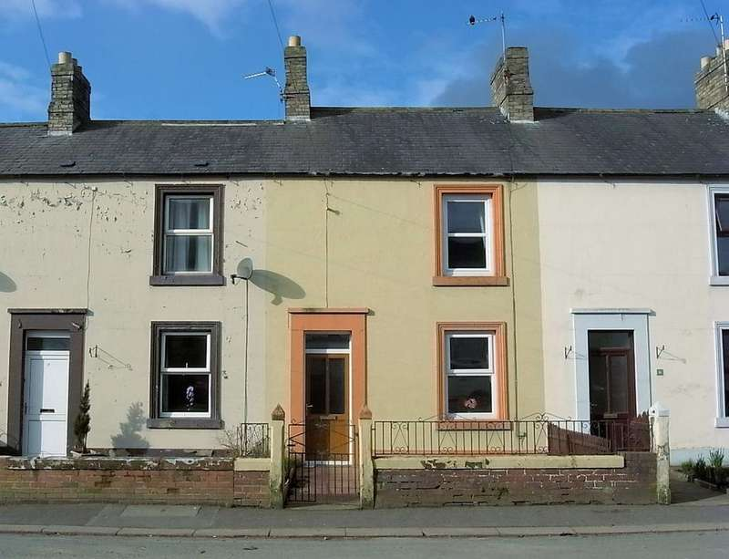 2 Bedrooms Terraced House for sale in Longtown, Carlisle CA6