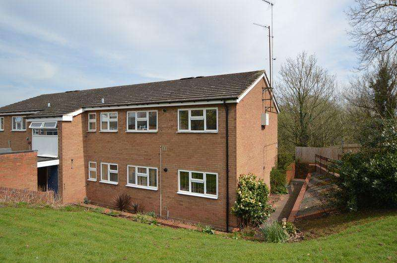 2 Bedrooms Apartment Flat for sale in Arden Close, Stourbridge