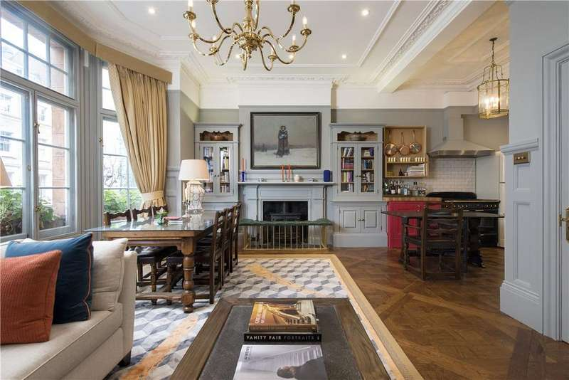3 Bedrooms Apartment Flat for sale in North Audley Street, London, W1K