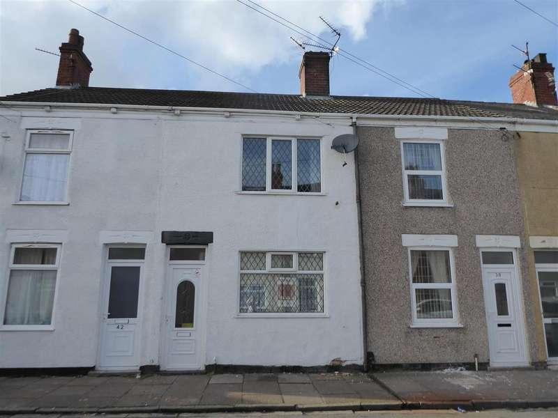 3 Bedrooms Terraced House for sale in Haycroft Street, Grimsby